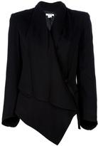 HELMUT LANG Drape Collar Jacket