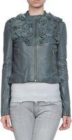 GIVENCHY Manteau en cuir