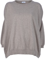 BRUNELLO CUCINELLI Draped sweater