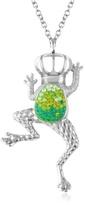 Just Cavalli Pendentif grenouille