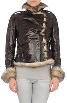 BALLY Manteau en cuir
