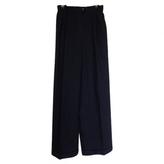 Chanel Pantalon Laine