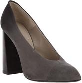 CALVIN KLEIN COLLECTION Chunky heel p