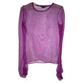 Helmut Lang Top Transparent