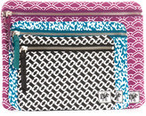 Dvf 1974 Set of three cosmetic cases