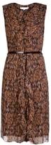 CAROLINA HERRERA Splatter print dress