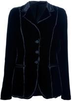BOTTEGA VENETA three-button blazer