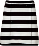 Missoni M Jupe tricotée rayée