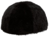 GIVENCHY fur hat