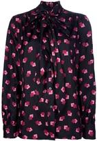 MARC JACOBS Pattern blouse