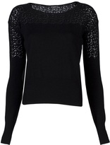 ETRO Lacey knit sweater