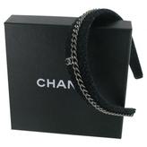 Chanel Serre-Tete En Tweed Chaine Rut