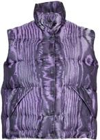 CHRISTOPHER KANE Puff sleeveless vest