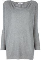 JIL SANDER jersey sweater